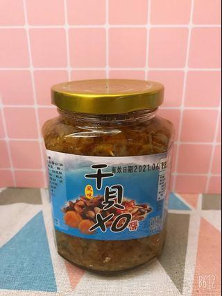 干貝風味XO醬 380g