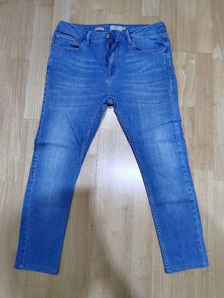 Topman Spray On Skinny Jeans (Included Postage)
