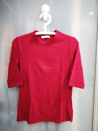 Red Shirt Women