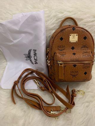 MCM Bebeboo Mini Backpack