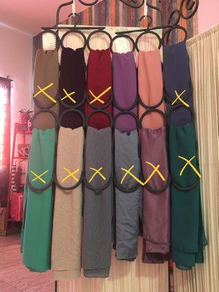 Shawl bawal instant scarves bargain deal !