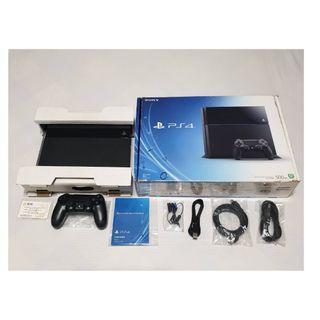 (4.07可破解)PS4原廠盒裝主機