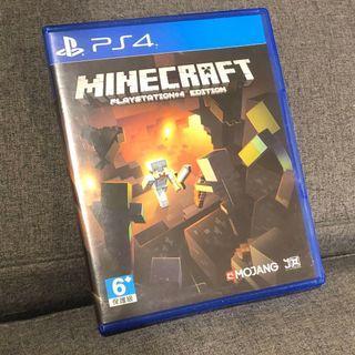 PS4 遊戲片*2
