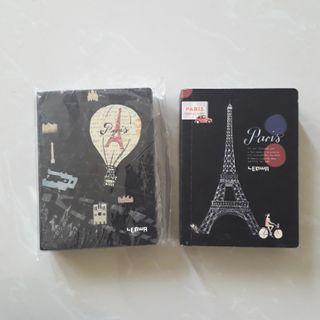 [Stock Clearance] Tiny Paris Notebook