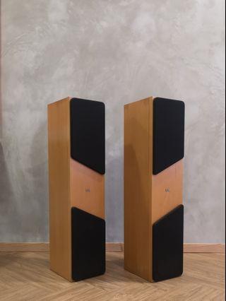Elac Speakers Floorstanders 121 Jet
