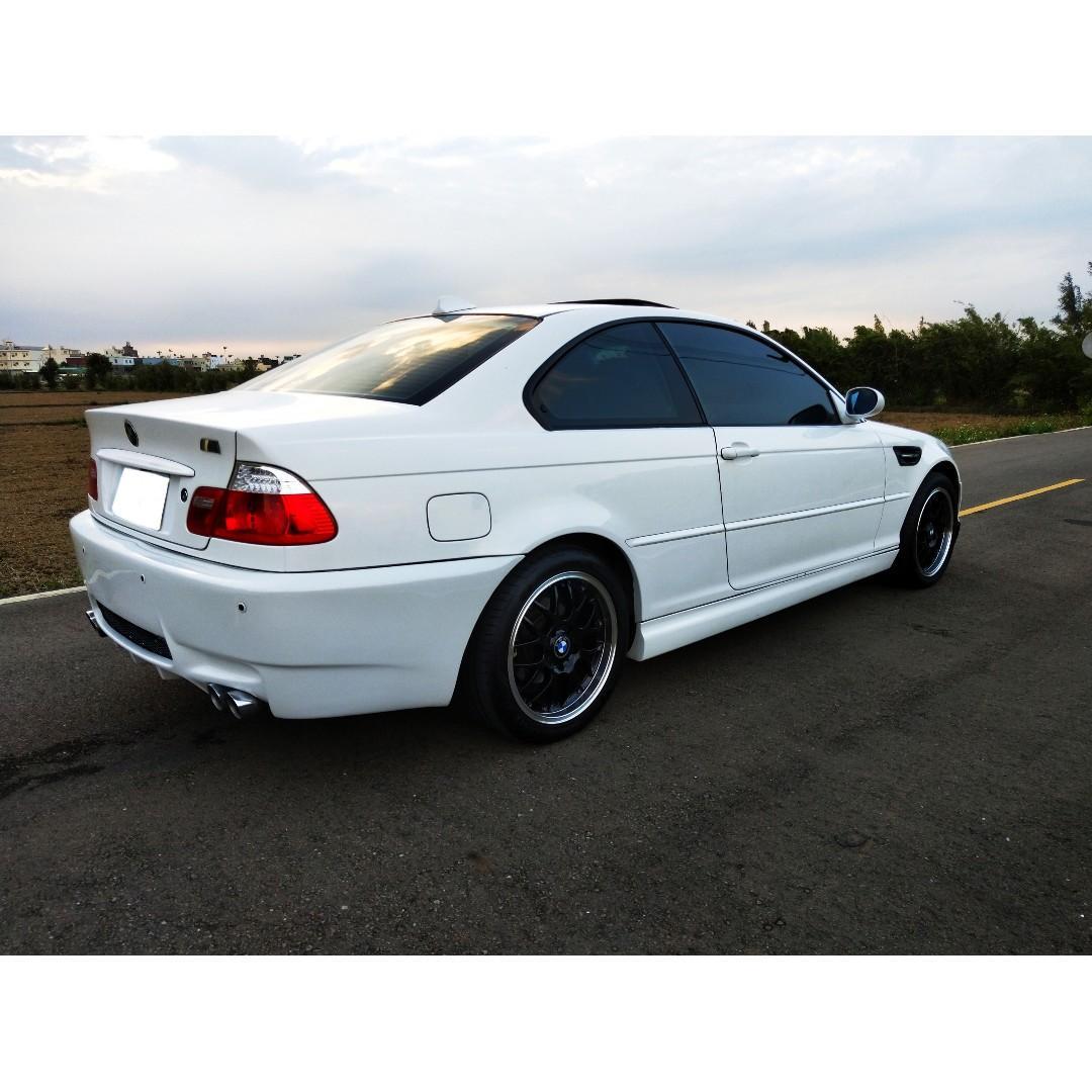 04年寶馬 BMW E46 318 CI雙門 M版套件!!