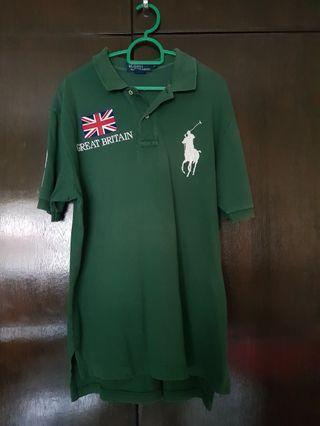 Ralph Lauren Limited Edition Great Britain Polo Shirt