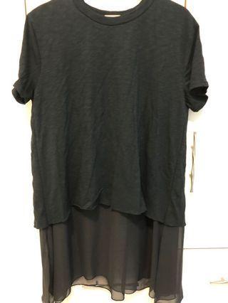 韓國Juvia-S 女士時尚休閒百搭T恤衫