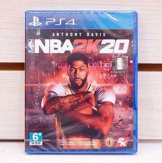 「交換」想換NBA 2K20跟創世小玩家2(都要繁體中文版)