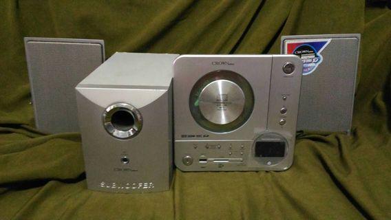 CROWN ASIA ( CD / MP3 / I-POd 組合音響 )