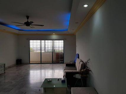 BBK Condominium, Bandar Baru Klang, Klang, Fully Furnished