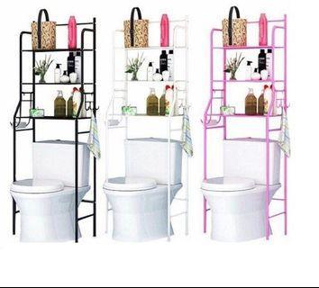 3 Tier Bathroom / Toilet Bowl Rack