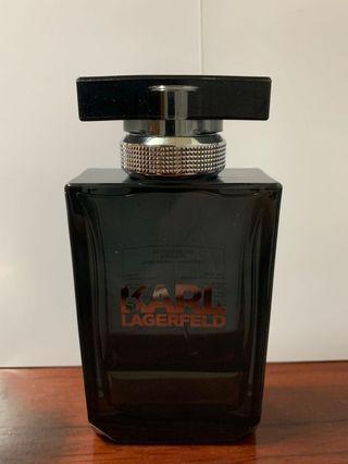 KARL LAGERFELD 卡爾同名時尚男性淡香水(100ml)
