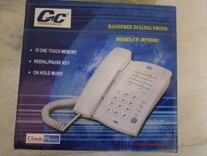 GC Dailing Phone