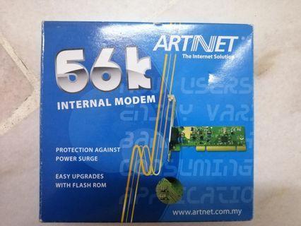 ARTNET 56K Modem