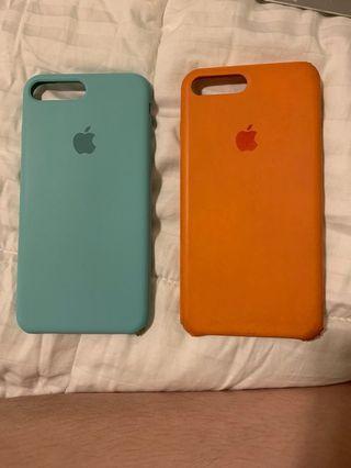 iPhone 7/8 plus silicone cases