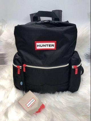 Hunter 尼龍 防潑水  雙肩 後背包