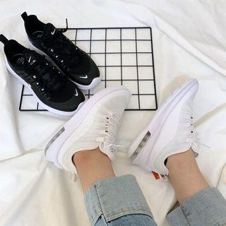 Nike air max axis 仙女鞋 慢跑鞋 白色 氣墊