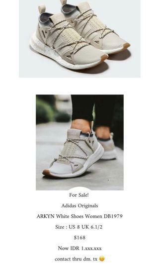 Adidas arkyn w very good condition juall murceee