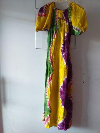 Dress Batik Free Size