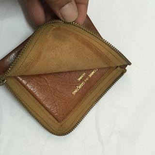 COMME DES GARCONS small wallet