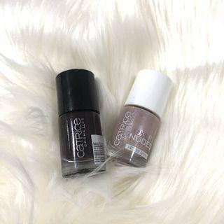 Catrice Nail Polish (Get 2 items)