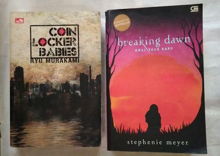 2 bk, bacaan remaja & dewasa