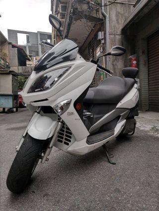 宏佳騰 ELITE 250