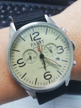 Pajot Chronograph Swiss Made Original Watch