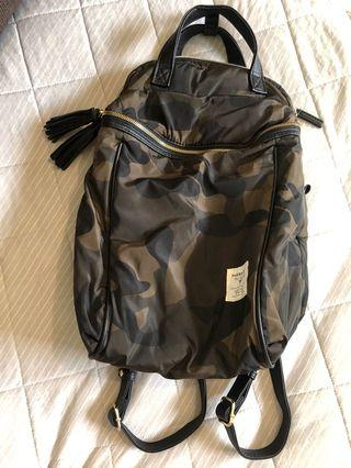 日本🇯🇵購入迷彩後背包