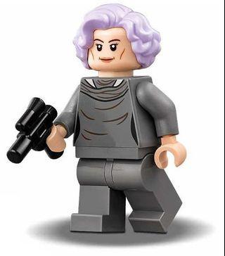Lego Star Wars Admiral Holdo