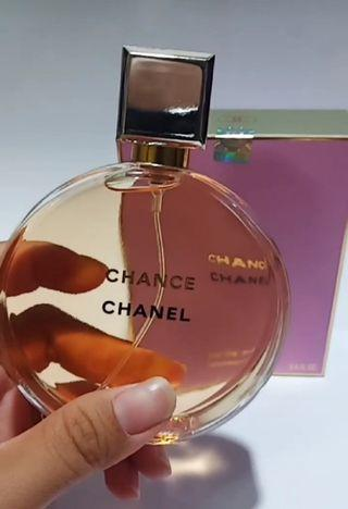 Parfume Chanel chance 100ml (segel)