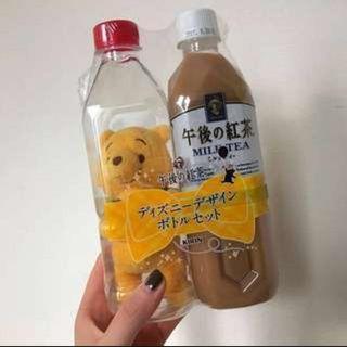 午後的紅茶 小熊維尼日本限定