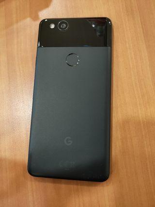 Google Pixel 2 128GB Black Android 10