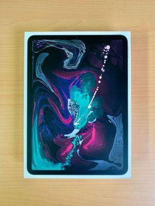 iPad Pro 11' 512GB 行動網路(Cellular) - Space Grey