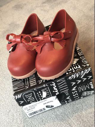 Mini Melissa Shoes Classic Baby 52702- Bordeaux