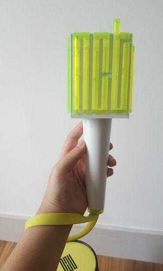 [WTS] USED OFFICIAL NCT Lightstick