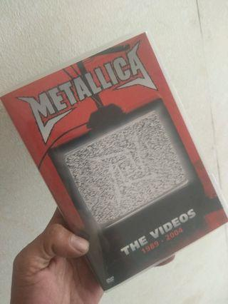 Dvd metallica original