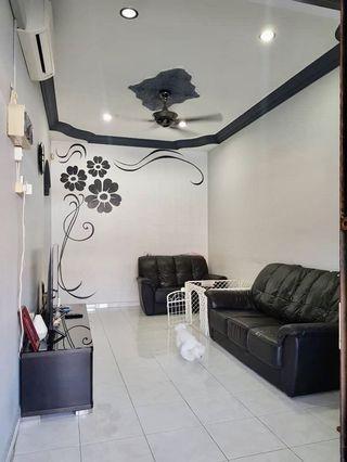 Bukit Indah, Jalan Indah 5, Single Storey Terrace House, Iskandar Puteri