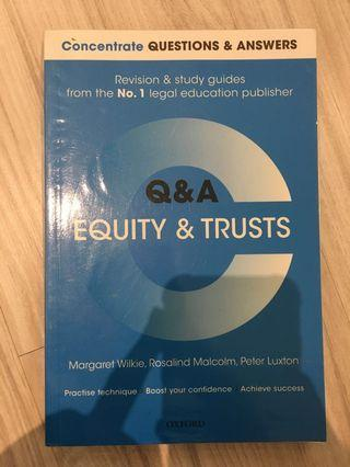(AUTHENTIC) Equity & Trust- Q&A