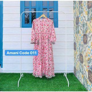 Preloved DressDaster Amani by Amolles Gallery