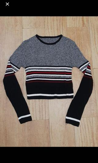 Korean knit sweater H&M look a like
