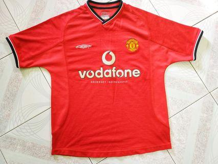 Manchester United home jersey 2000 youth