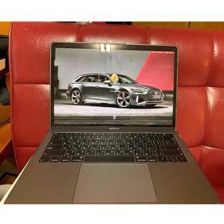 MacBook Air TouchID 128GB 太空灰 保固中