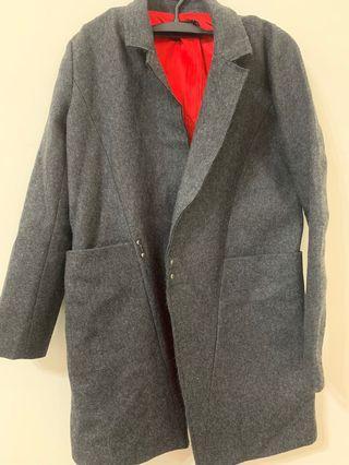 紳士款大衣