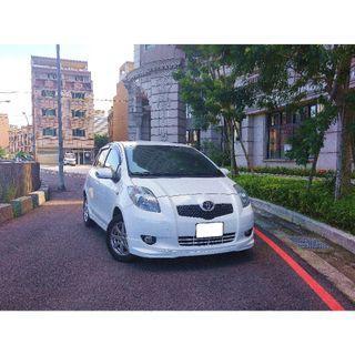 08年豐田 小鴨YARIS 1.5L E版 漂亮車!! 一手跑少