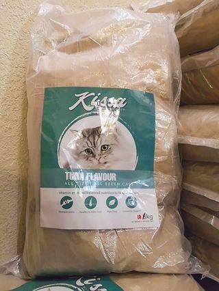 Kissa Tuna Premium Cat Food 10kg