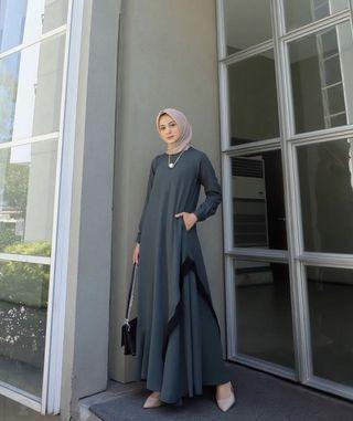Senja Dress size M by Evolvere id