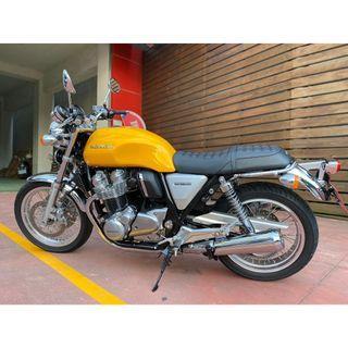 優質一手車 HONDA CB1100EX ABS (提供貸款,歡迎預約賞車)