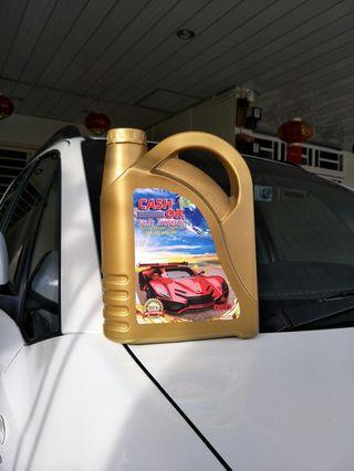 Car Oil (Cash Oil)